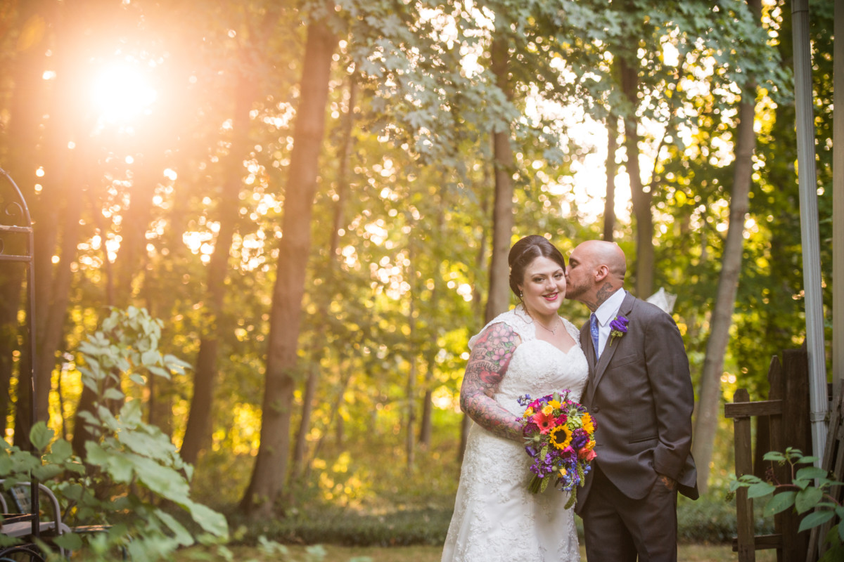 Alex and Adam | Treehouse Tavern Wedding | Blueflash Photography