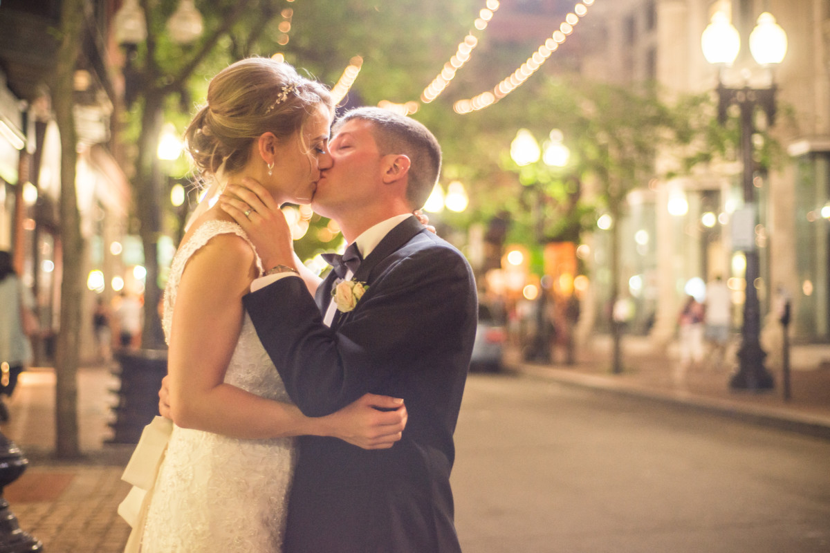 Ali and Eric | The Dorrance Wedding | Blueflash Photography