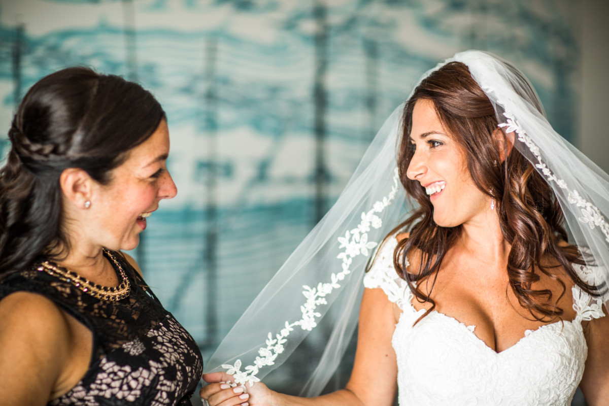 Allison and Chris | Hyatt Regency Wedding | Blueflash Photography