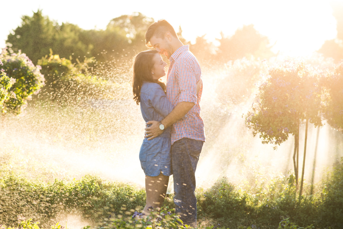 Amy and Rikky | Harkness Park Engagement Session | Blueflash Photography