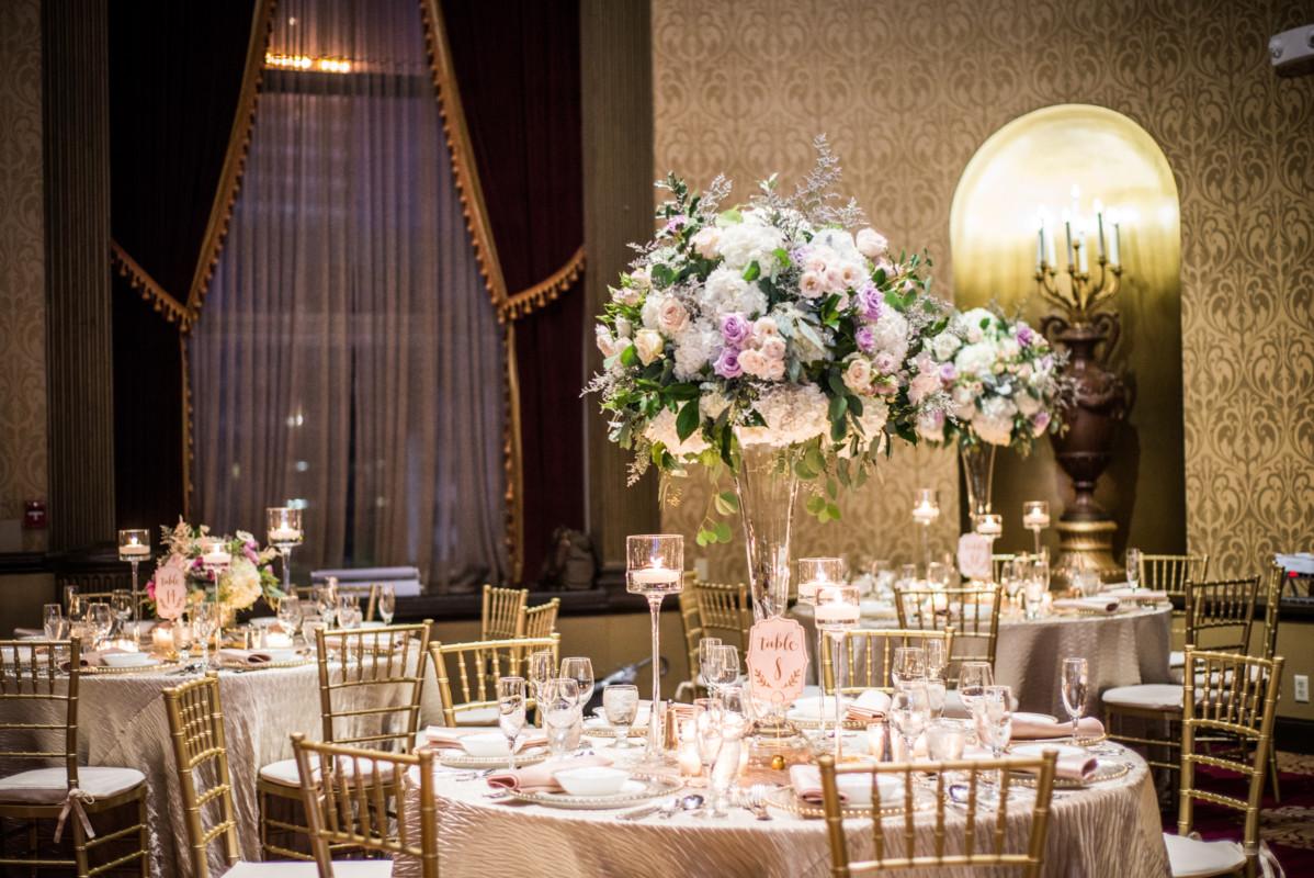 Angela and Jason | Providence Biltmore Wedding | Blueflash Photography