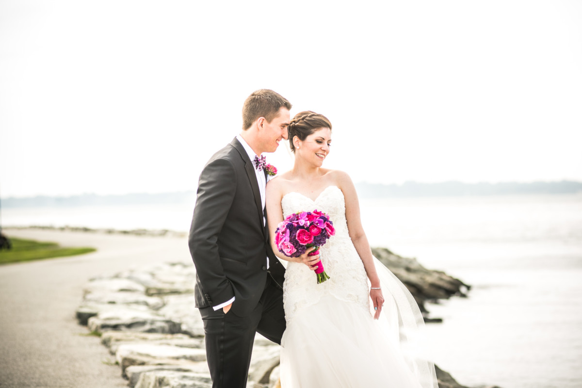 Ashley and Ryan | The Chanler Wedding | Blueflash Photography