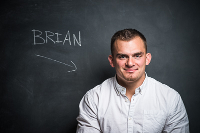 Brian Arnold Bio Photo - Photographer