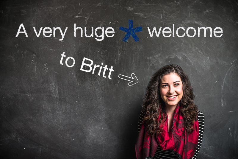 Blueflash Welcomes Full Time Studio Manager Britt