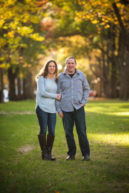 Emily and Seve | Boston Common Engagement | Blueflash Photography