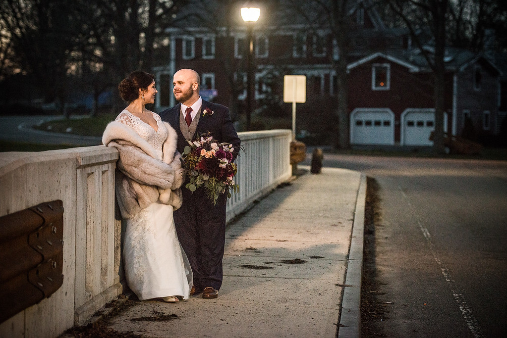 Jennifer and Rob | West Bridgewater Canoe Club | Blueflash Photography