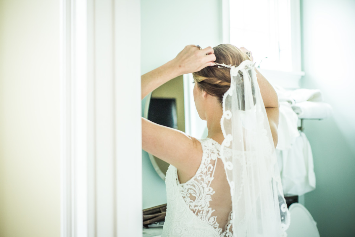 Jess and Kip | OceanCliff Wedding | Blueflash Photography