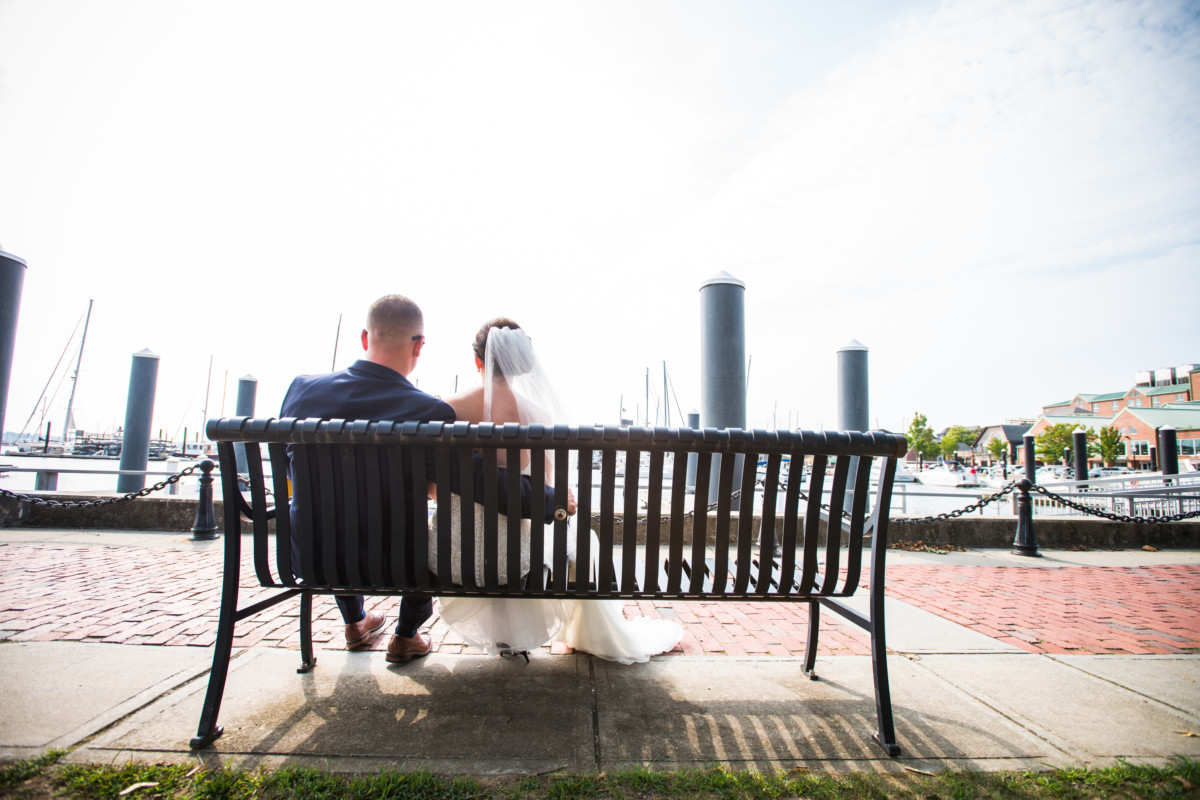 Kayla and Dave | Newport RI Wedding | Blueflash Photography