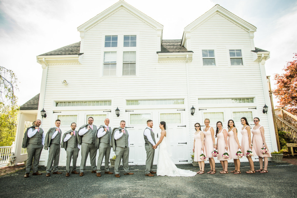 Keren and Andrew | Five Bridge Inn Wedding