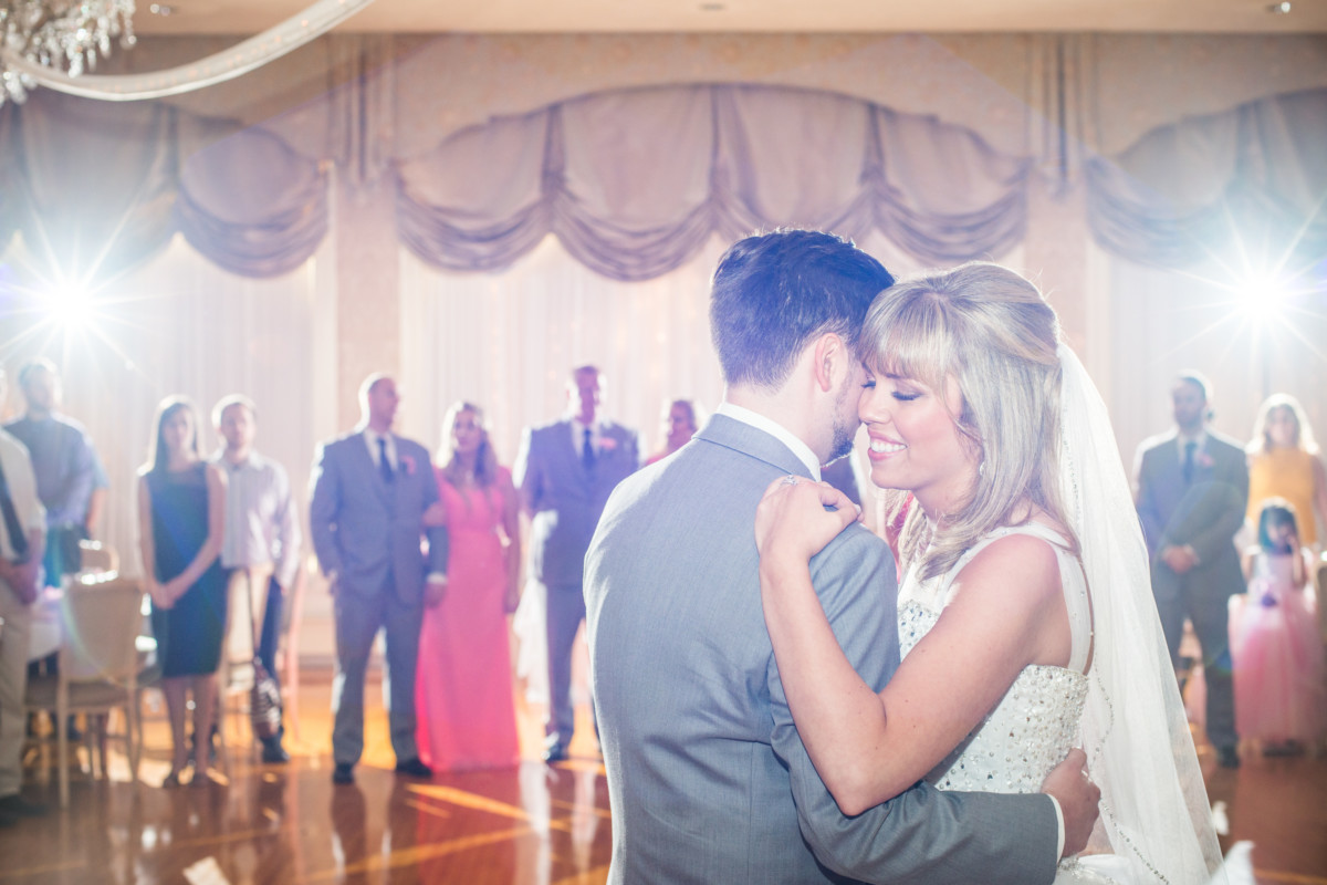 Laura and Chris | Alpine Country Club Wedding | Blueflash Photography