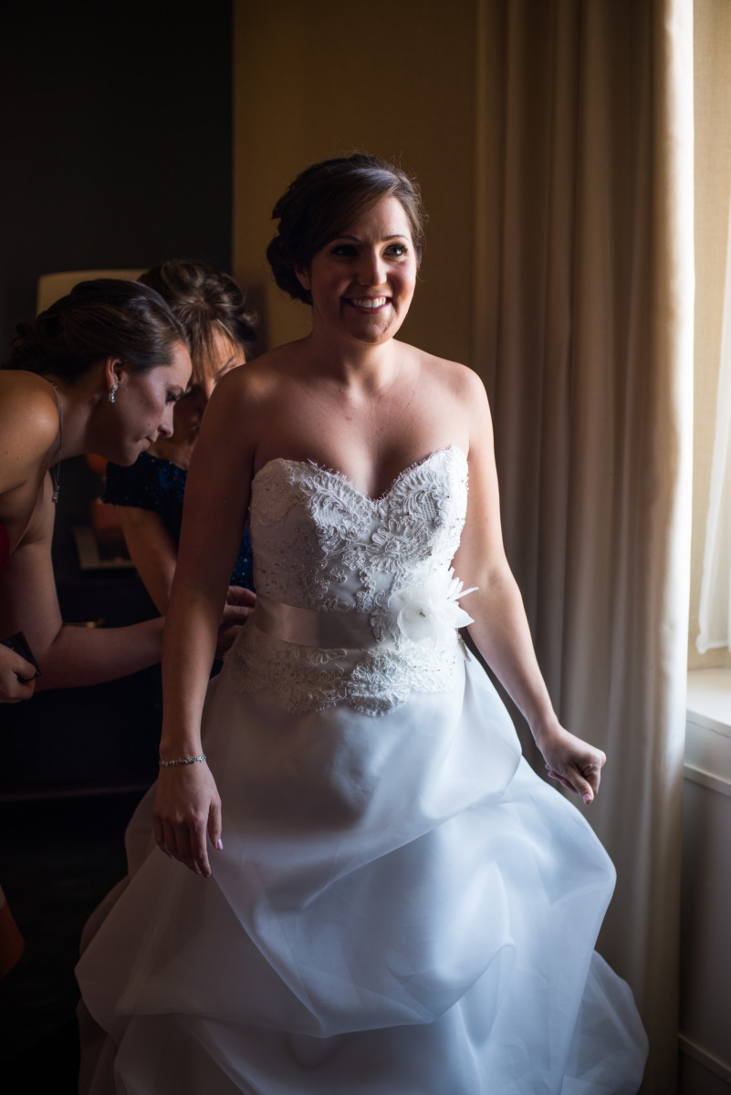 Lauren and Jimmy | Wedding at the Providence Biltmore