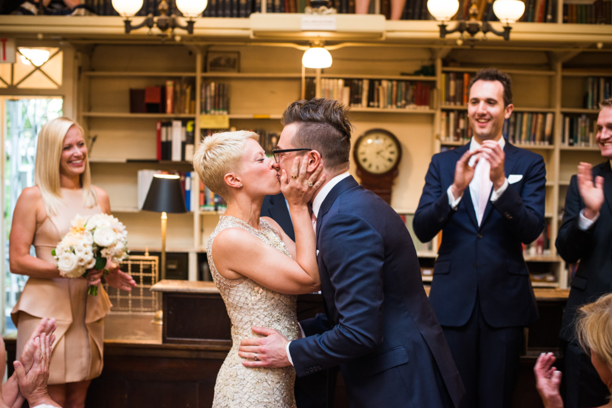 Lindsey and Tom | The Dean Hotel Wedding | Blueflash Photography