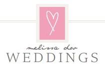 Melissa Dov Weddings Logo