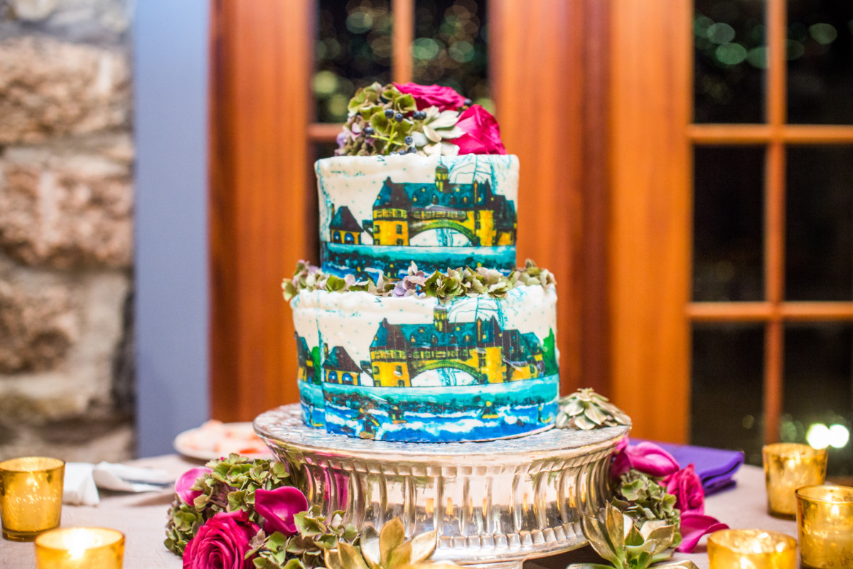 Venue Spotlight | The Towers at Narragansett | Blueflash Photography