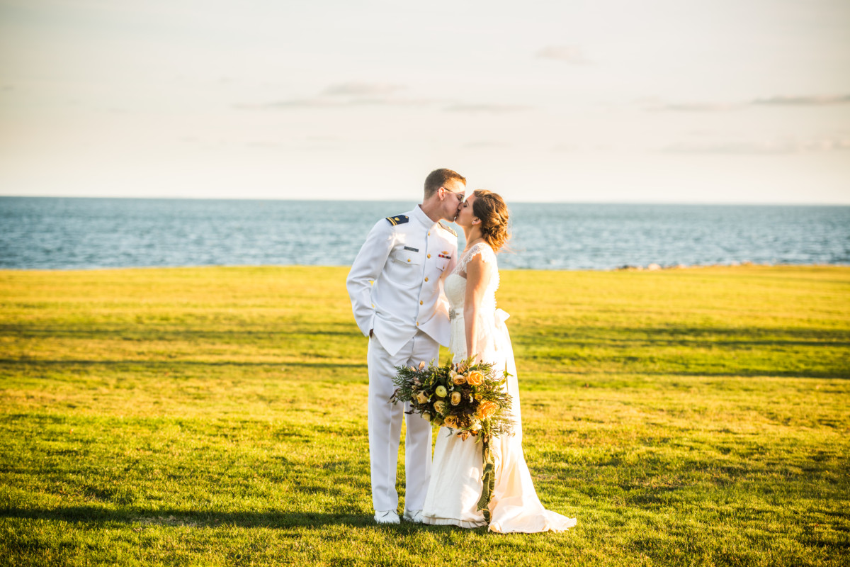 Venue Spotlight | Eolia Mansion at Harkness Memorial State Park | Blueflash Photography