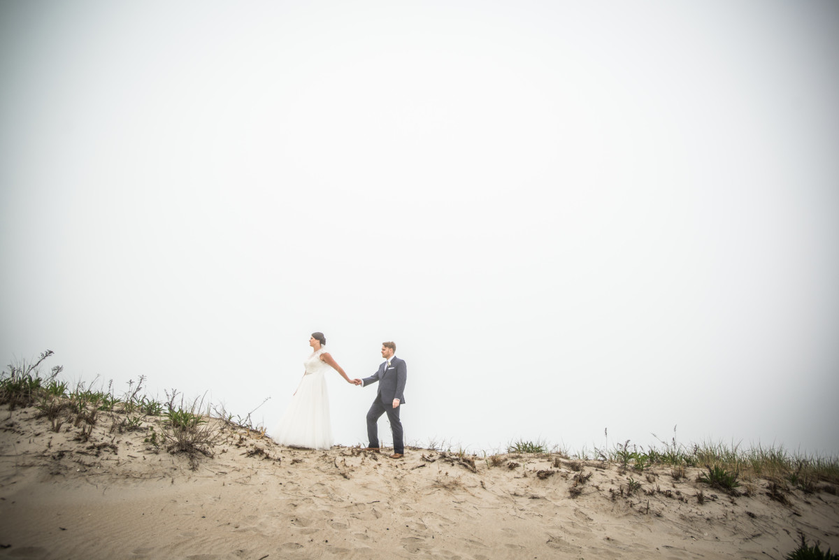 Morgan and AJ | The Dunes Club Wedding | Blueflash Photography