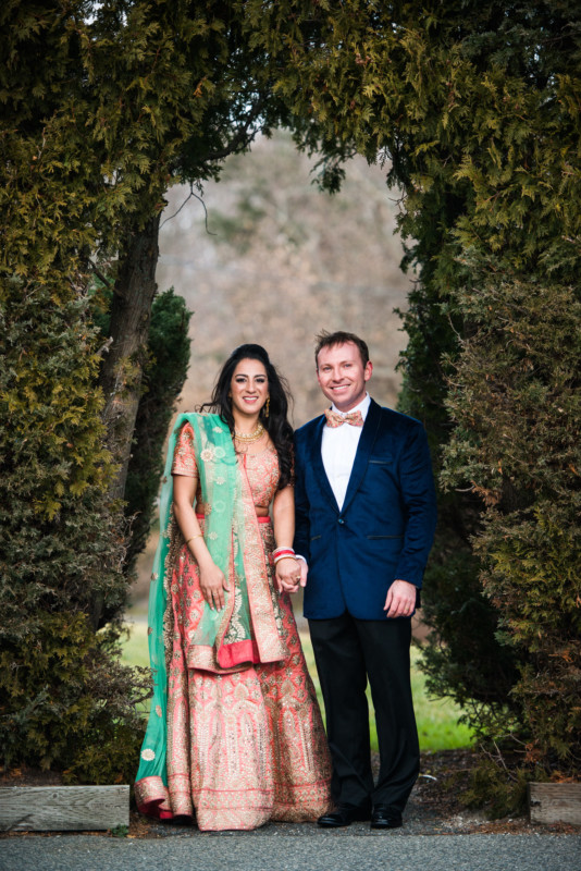 Priyanka and Andrew | OceanCliff Wedding | Blueflash Photography