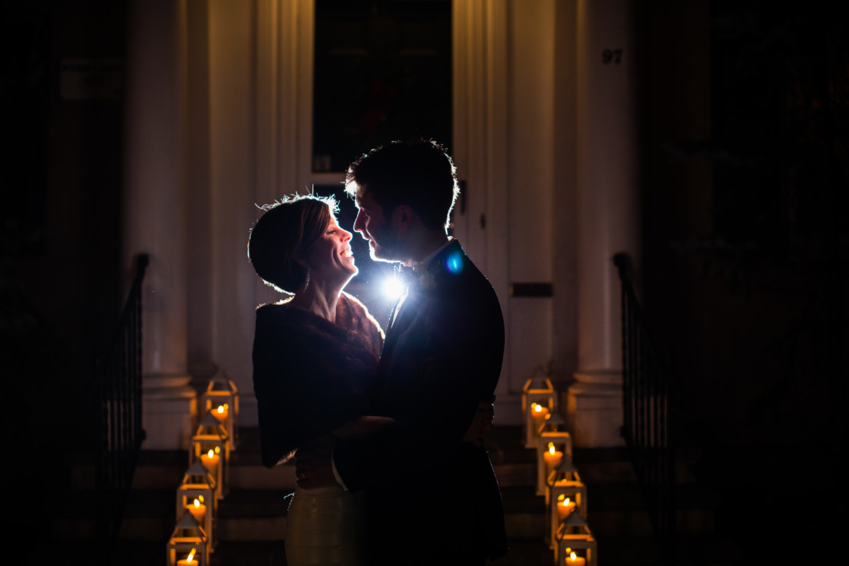 Putney and Kevin | Providence Wedding | Blueflash Photography