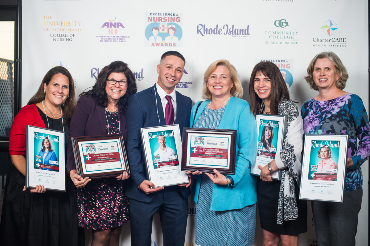 Rhode Island Monthly Top Nurses 2016 | Blueflash Photography