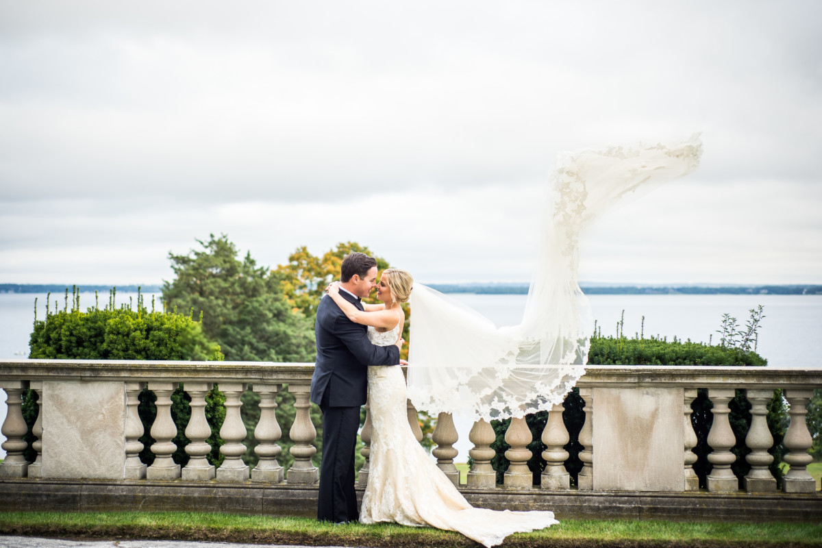 Stephanie and David | Aldrich Mansion Wedding | Blueflash Photography