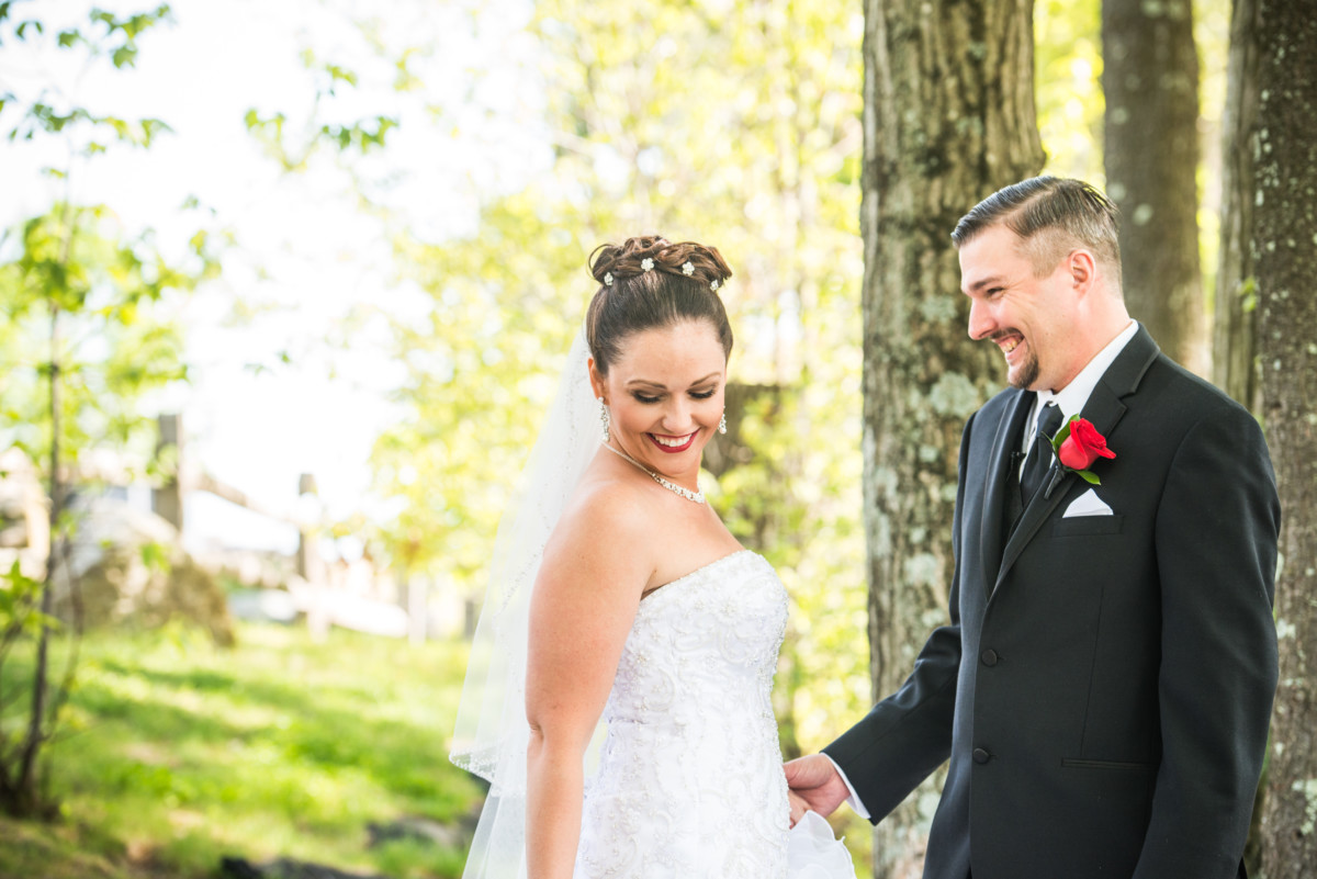 Stephanie and Scott | Renaissance Hotel Wedding | Blueflash Photography